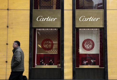 Richemont Annual Profit Rose 30% on Favorable Currencies