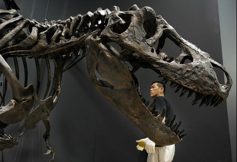 Just Like in the Movies, T. Rex Is King of Predatory Food Chain