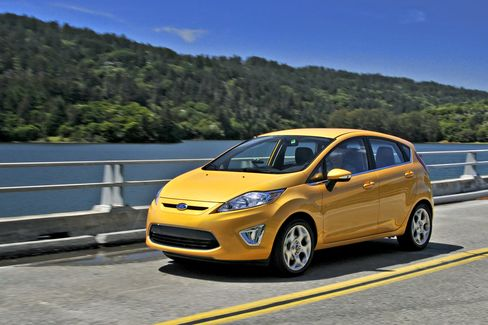 Ford May Post Record Third-Quarter Profit