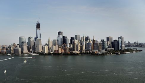NYC Rallying Most Since '08 Refutes Budget Concern