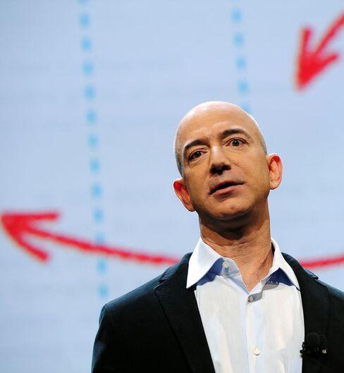 Amazon Boosts Cloud Computing Sales, Seizing on Budget Cuts