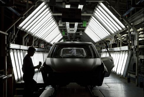 Ford Pledges to Cut Energy Used in Automaking 25% by 2016