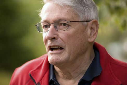 Liberty Media Corp Chairman John Malone