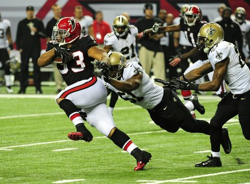 Saints' Players Bans in Bounty Case Vacated by Tagliabue