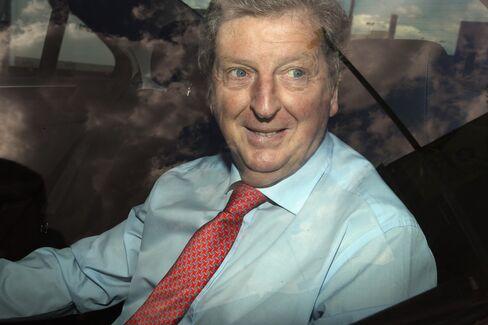 Hodgson Named England Manager