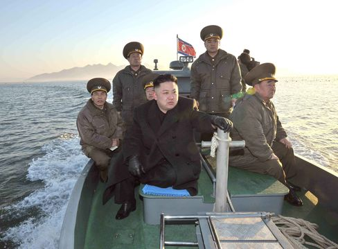 N. Korea Blasts From the Past Call the U.S. a Boiled Pumpkin