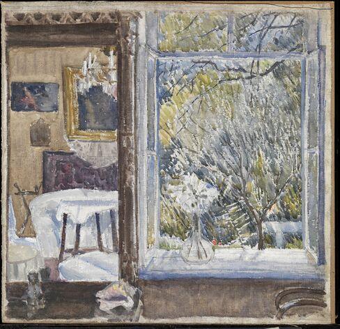 Larionov Painting