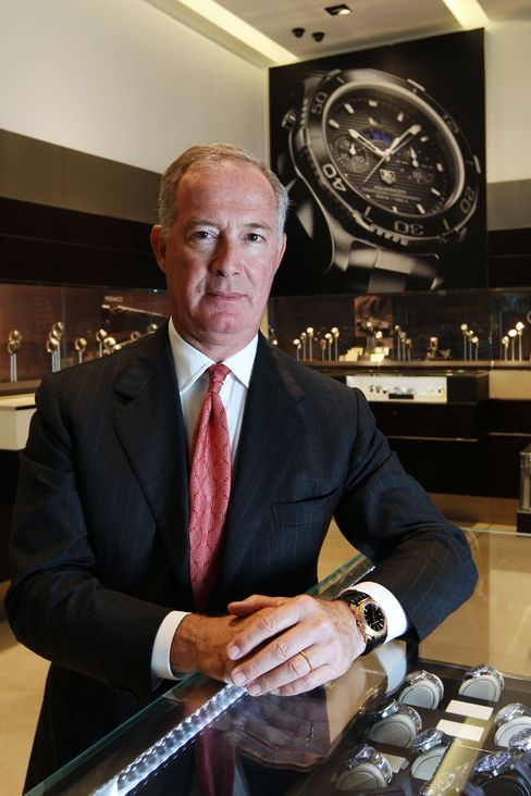 LVMH Watches and Jewelry President Francesco Trapani