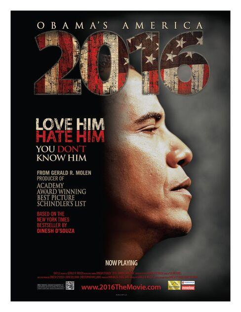 '2016: Obama's America'