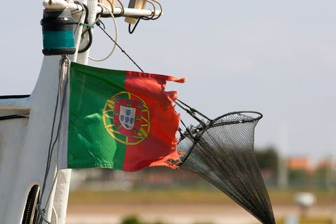 European Union Said to Sell 26-Year Bonds Portugal Bailout