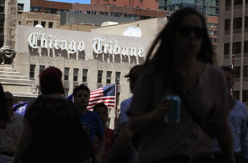 Tribune Exits Bankruptcy Proceedings Today After Four Years