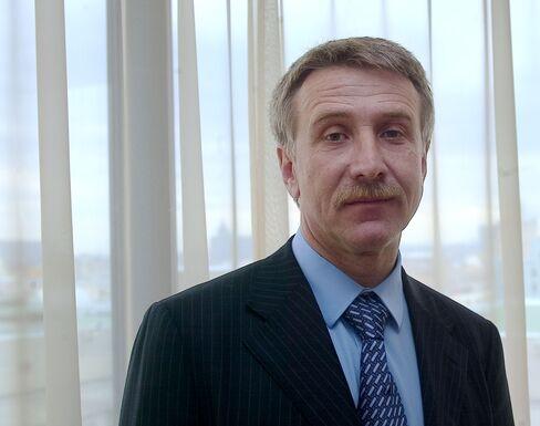 OAO Novatek CEO Leonid Mikhelson