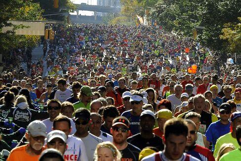 New York City Marathon to Be Run as Scheduled, Mayor Says