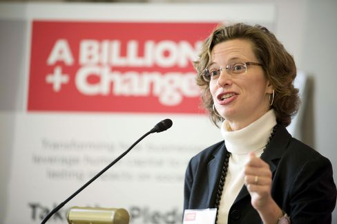 Points of Light Institute CEO Michelle Nunn