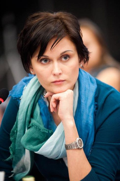 Game Insight LLC Founder Alisa Chumachenko