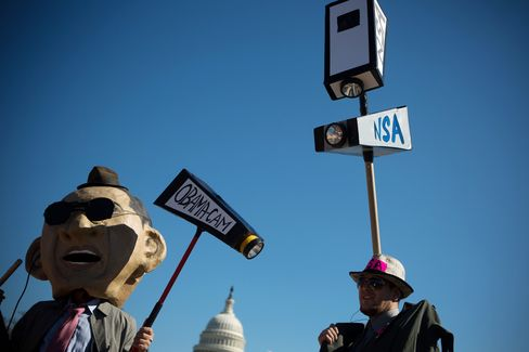 Tech Companies Reel as NSA's Spying Tarnishes Reputations