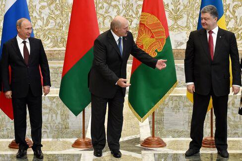 Russian and Ukraine Summit