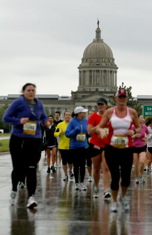 Oklahoma City Memorial Marathon to Review Security After Boston