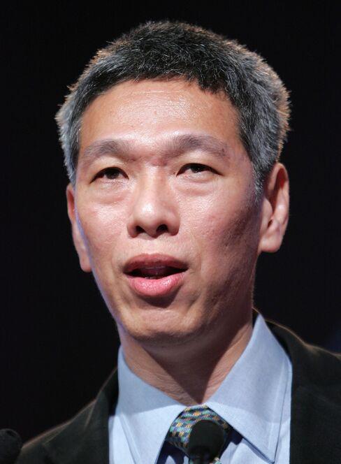 Fraser & Neave Chairman Lee Hsien Yang