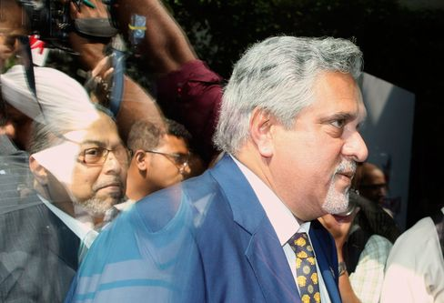 Kingfisher Air Posts Wider Loss as Mallya Seeks India Help