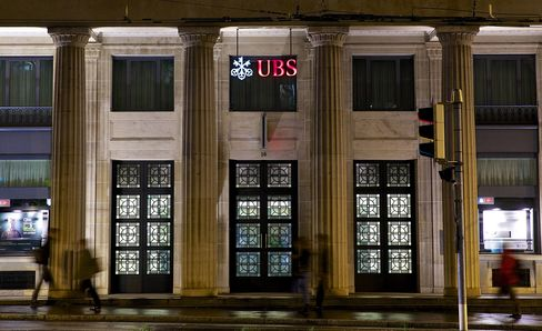 UBS AG Bank Branch