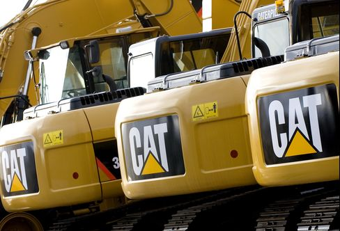 Caterpillar Said to Demote Whistle Blowing Exec