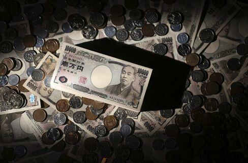 Yen Drops to Weakest Since August 2009 on BOJ Stimulus Plans