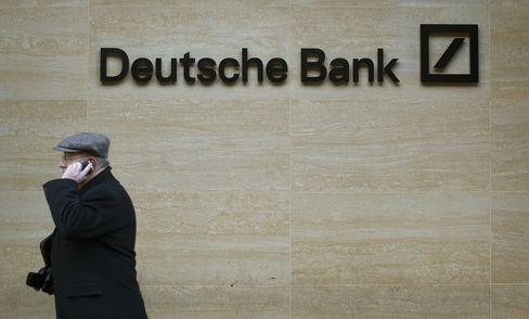 Deutsche Bank Sued Over $173 Million in Mortgage Bonds