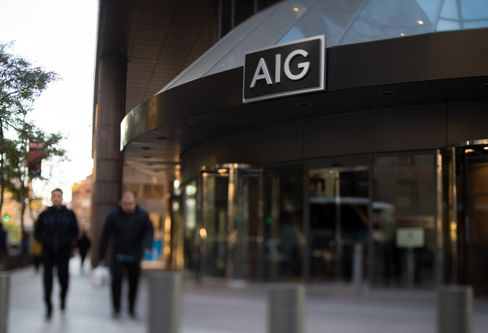 AIG's New York Offices