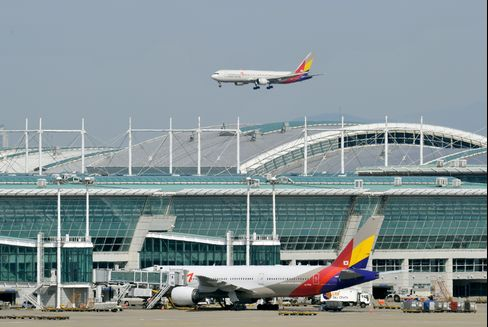 S. Korea Flights Being Jammed in Possible Attack From North