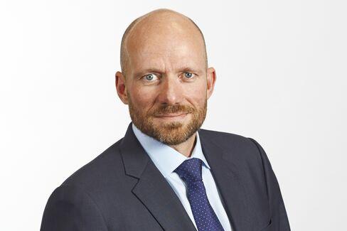 Norges Bank CIO Oeyvind Schanke
