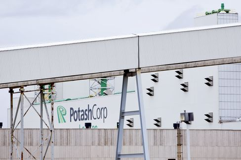 ICL Drops as Sale to Potash Corp. Seen Unlikely