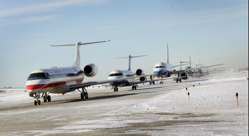 Airlines Scrub Flights as Chicago Awaits 10 Inches of Snow