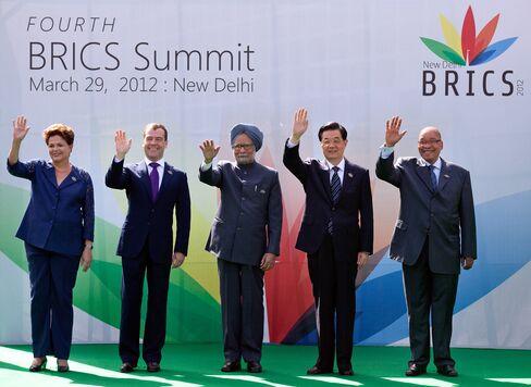 BRICS Bourses Start Futures Venture Aimed at Wealthy Individuals