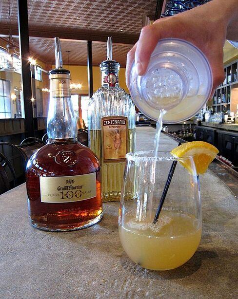 'The Margarita' at Hugo's