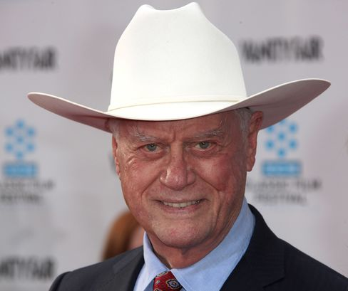 Larry Hagman, J.R. Ewing on Television's 'Dallas,' Dies at 81