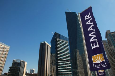 Emaar Rises to 4-Year High on Project, Dividend Bet