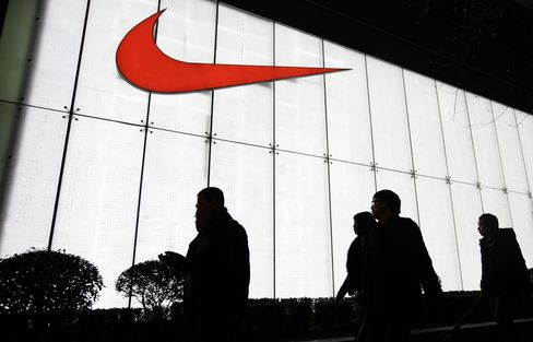 Nike Names Sprunk COO as Brand Chief Denson Plans to Retire