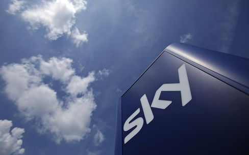 BSkyB Signs Disney Deal for Film Channel on U.K. Pay-TV