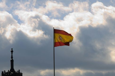 Spain Beats Auction Goal as Contagion Risk From Cyprus Fades