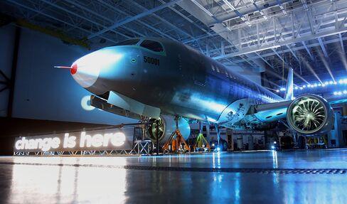 Learjet Spy Planes Lead Bombardier Defense Bid