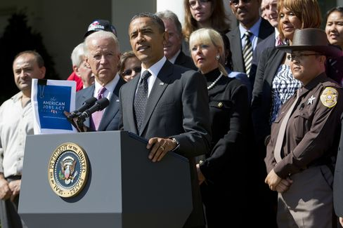 Obama Jobs Plan Proposes Limits on Tax Breaks