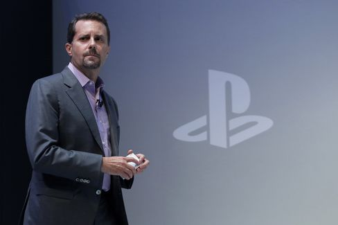 Sony Computer Entertainment Inc. CEO Andrew House