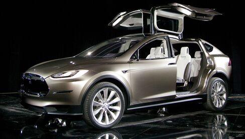Tesla's Model X