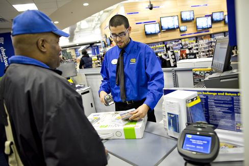 Service Industries in U.S. Probably Expanded at Faster Pace
