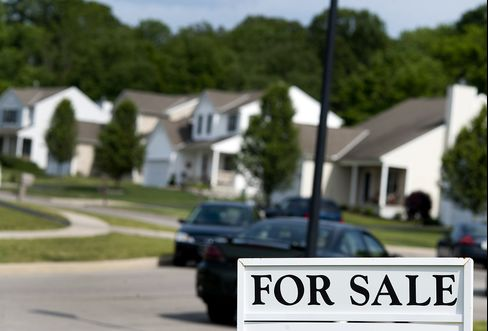 U.S. House Prices Increase in April for a Third Month