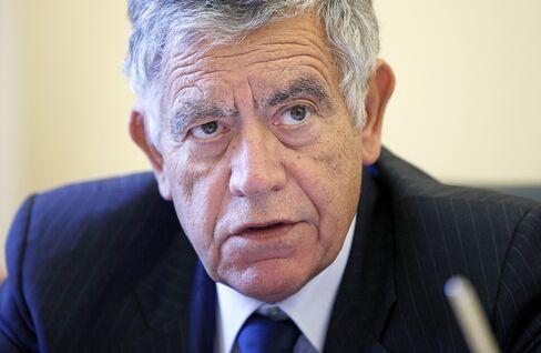 Finance Undersecretary Gianfranco Polillo