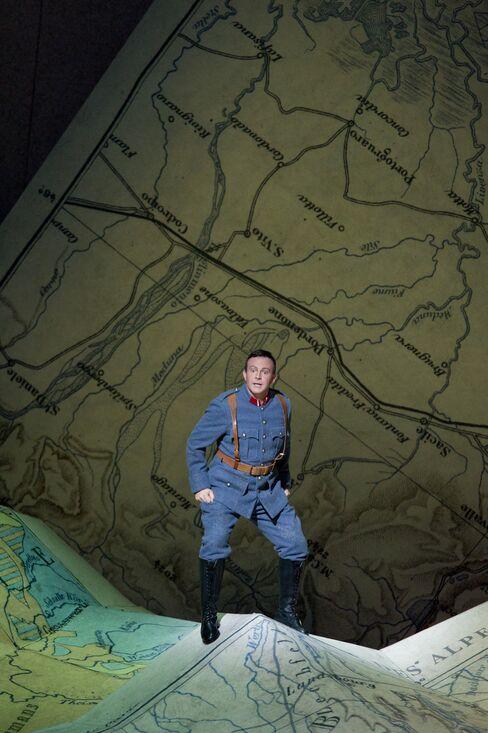 Colin Lee as Tonio