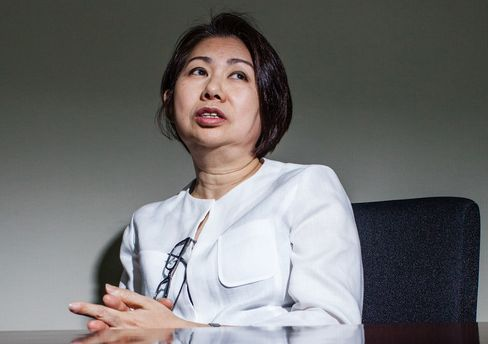 SM Investments Vice Chairwoman Teresita Sy-Coson
