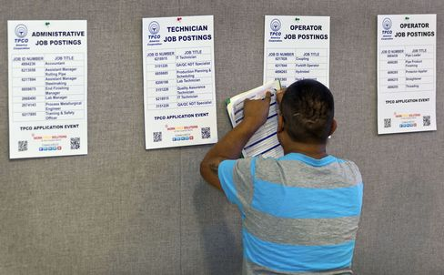 ADP Says U.S. Companies Added 118,000 Workers in November